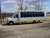 Bus FOR SALE - Last used on 03-17-07